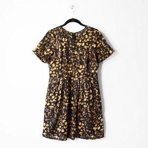 Madewell Broadway Broome Spotshadow Songbird Dress